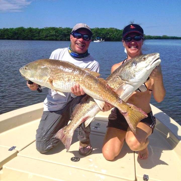 large redfish