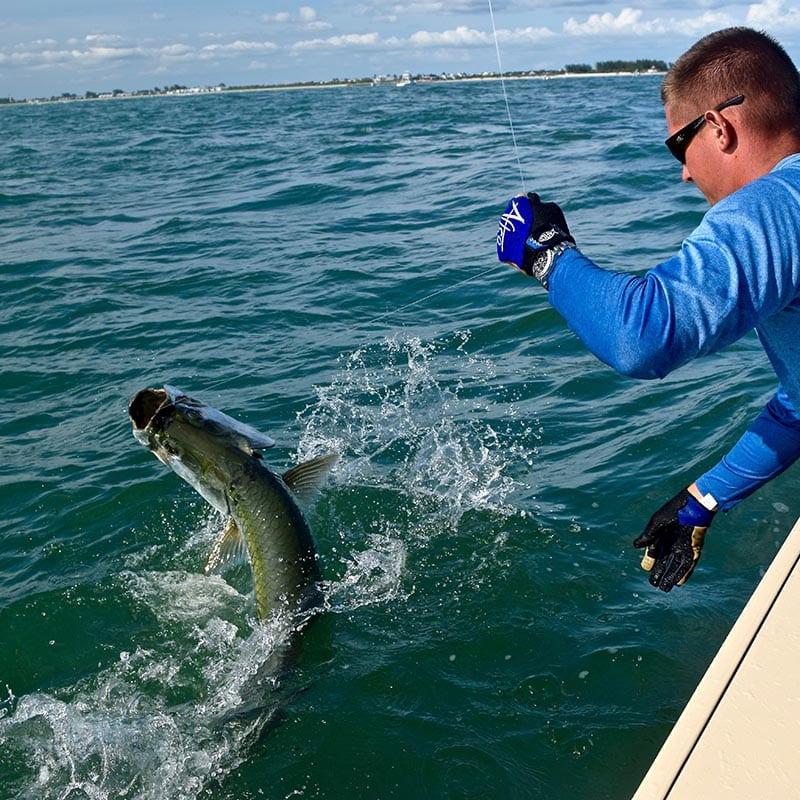Boca grande tarpon fishing charters capt jay withers for Boca grande tarpon fishing